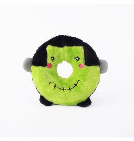 ZippyPaws Zippy Paws Halloween Donutz Buddies | Frankenstein