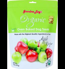 Grandma Lucy's Grandma Lucy's Crunchy Dog Treats Organic Apple 14 oz