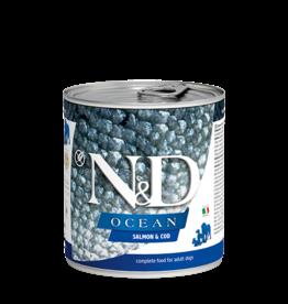 Farmina Pet Foods Farmina GF Dog Cans Ocean Salmon & Codfish Adult 10.05 oz single
