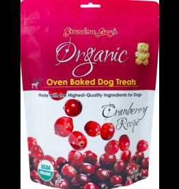 Grandma Lucy's Grandma Lucy's Crunchy Dog Treats Organic Cranberry 14 oz