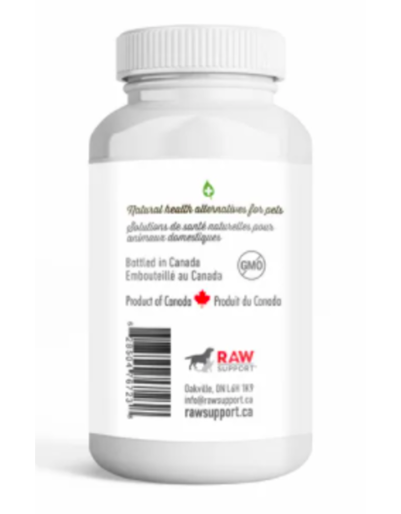 Healthy Pet Solutions Raw Support Supplements | Cleanse 30 capsules