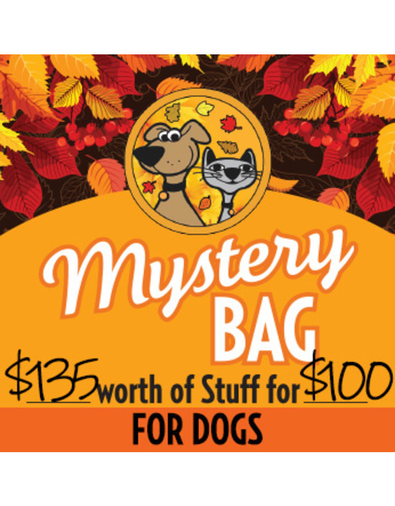 Fall Mystery Bag for Dogs - Large