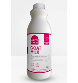 Open Farm Open Farm Frozen Goat Milk Kefir | Antioxidant 30 oz single (*Frozen Products for Local Delivery or In-Store Pickup Only. *)