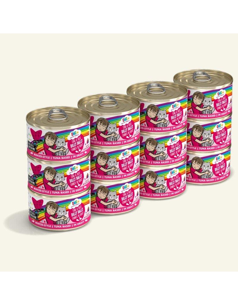 Weruva Weruva BFF OMG! Canned Cat Food | Dilly Dally 2.8 oz CASE