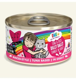 Weruva BFF OMG! Canned Cat Food Dilly Dally 2.8 oz single