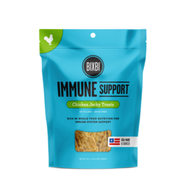 Bixbi Bixbi Jerky Dog Treats Immune Support Chicken 5 oz