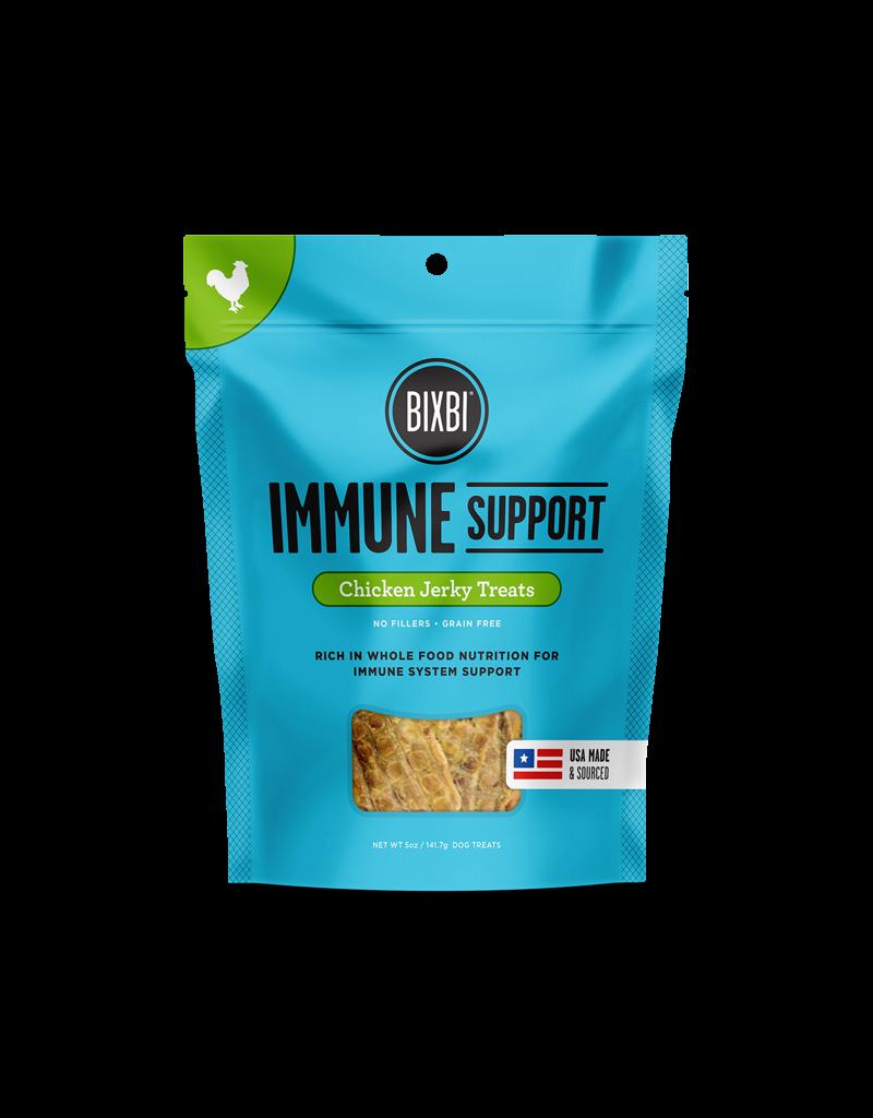 Bixbi Bixbi Jerky Dog Treats Immune Support Chicken 12 oz