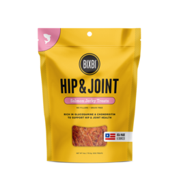Bixbi Bixbi Jerky Dog Treats Hip & Joint Salmon 5 oz