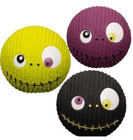 HuggleHounds HuggleHounds Halloween Ruff-Tex | Zombie Ball Small