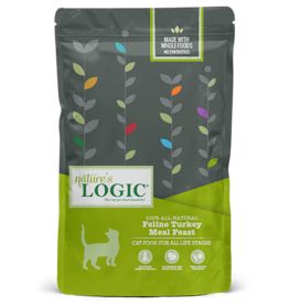 Nature's Logic Nature's Logic Cat Kibble Turkey 3.3 lbs