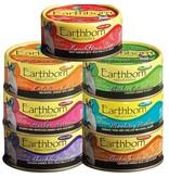 Earthborn Holistic Earthborn Holistic Cat Canned Food Monterey Medley Tuna & Mackerel 3 oz CASE