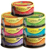 Earthborn Holistic Earthborn Holistic Cat Canned Food Ranch House Stew Beef with Vegetables 5.5 oz CASE