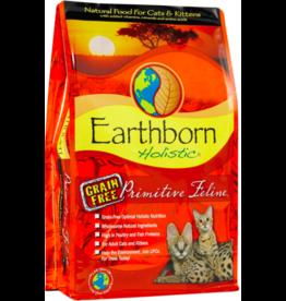 Earthborn Holistic Earthborn Holistic Cat Kibble Primitive Feline Turkey 5 lbs
