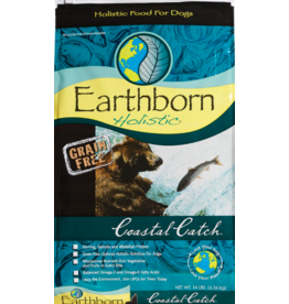 Earthborn Holistic Earthborn Holistic Dog Kibble Coastal Catch 28 lb