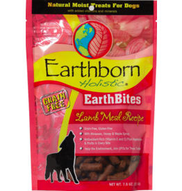 Earthborn Holistic Earthborn Holistic EarthBites Soft Dog Treats Lamb 7.5 oz