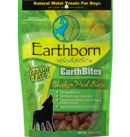 Earthborn Holistic Earthborn Holistic EarthBites Soft Dog Treats Chicken 7.5 oz