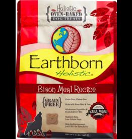 Earthborn Holistic Earthborn Holistic Crunchy Dog Treats Bison 2 lb