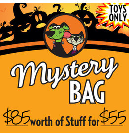 Toys Only Halloween Mystery Bag for Dogs