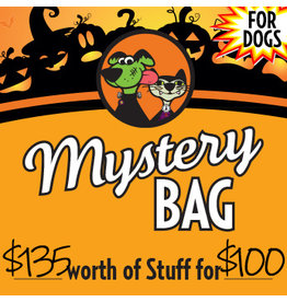 Large Halloween Mystery Bag for Dogs