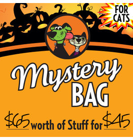 Halloween Mystery Bag for Cats