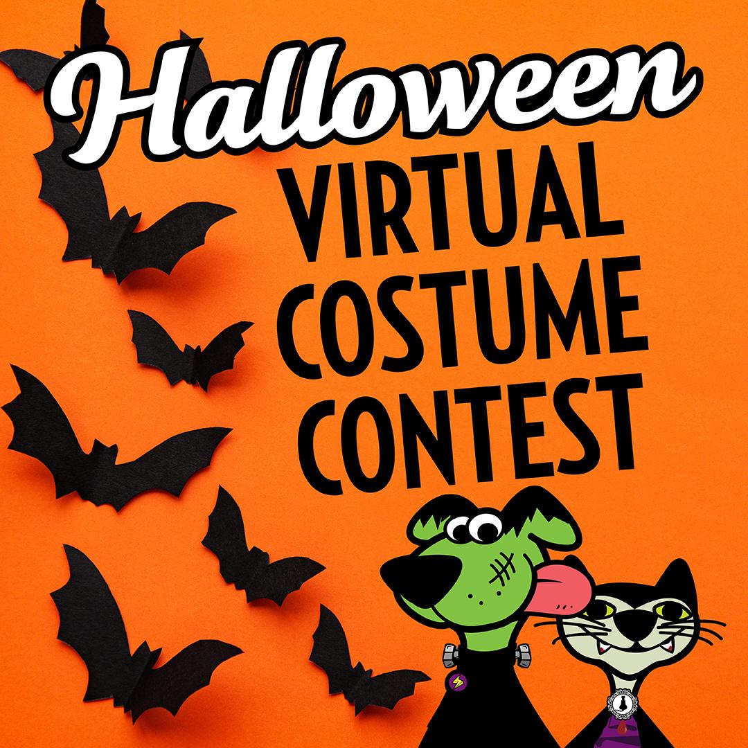 2020  Virtual Halloween Pet Costume Contest