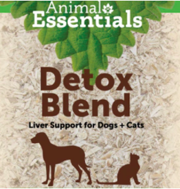 Animal Essentials Animal Essentials Tinctures Detox Blend 8 oz