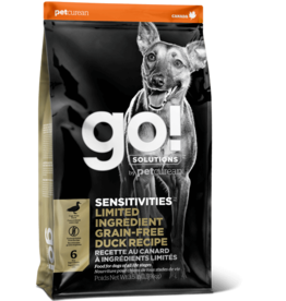 Petcurean Petcurean Go! Dog Kibble Sensitivities: LID Duck 3.5 lb