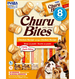 Inaba Inaba Dog Churu Bites | Chicken 8 pk