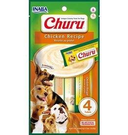 Inaba Inaba Churu Puree Dog Treats Chicken 8 pk