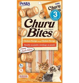 Inaba Inaba Cat Churu Bites | Chicken 3 pk