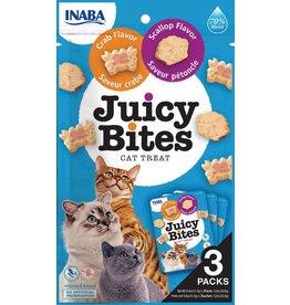 Inaba Inaba Juicy Bites Scallop & Crab 3 pk