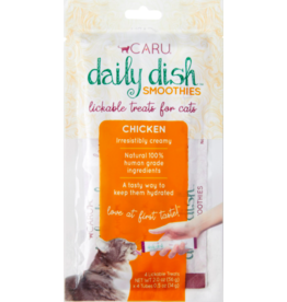 Caru Caru Daily Dish Cat Smoothies | Chicken 2 oz