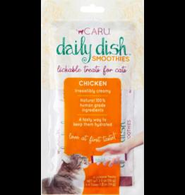 Caru DISC Caru Daily Dish Cat Smoothies   Chicken 2 oz