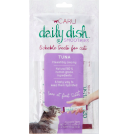 Caru Caru Daily Dish Cat Smoothies | Tuna 2 oz