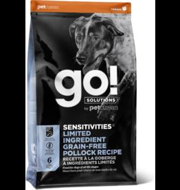 Petcurean Petcurean Go! Dog Kibble Sensitivities: LID Pollock 25 lb