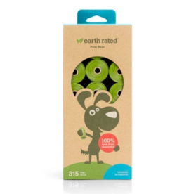 Earth Rated Earth Rated Poop Bags  Unscented 21 Rolls 315 ct