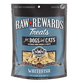 Northwest Naturals Northwest Naturals Raw Rewards Treats   Whitefish 10 oz