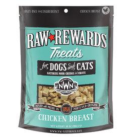 Northwest Naturals Northwest Naturals Raw Rewards Treats | Chicken Breast 10 oz