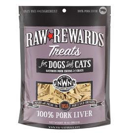 Northwest Naturals Northwest Naturals Raw Rewards Treats | Pork Liver 10 oz
