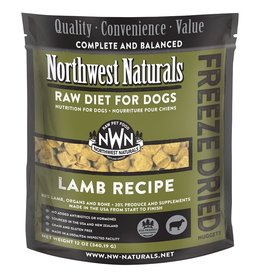Northwest Naturals Northwest Naturals Freeze Dried Dog Food | Lamb 12 oz