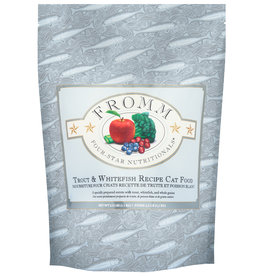 Fromm Fromm Four Star Cat Kibble Trout & Whitefish 2.5 lb