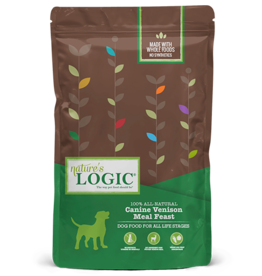 Nature's Logic Nature's Logic Dog Kibble Venison 25 lb