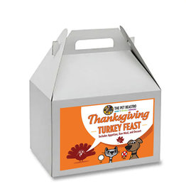 Thanksgiving Feast for Dogs Pre-Orders (*Frozen Products for Local Delivery or In-Store Pickup Only. *)