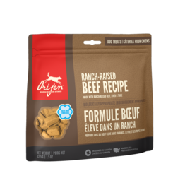 Champion Pet Foods Orijen Freeze Dried Dog Treats Ranch Raised Beef 3.25 oz
