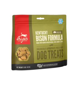 Champion Pet Foods Orijen Freeze Dried Dog Treats Kentucky Bison 3.25 oz