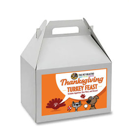 Thanksgiving Feast for Cats Pre-Orders (*Frozen Products for Local Delivery or In-Store Pickup Only. *)