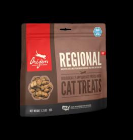 Champion Pet Foods Orijen Freeze Dried Cat Treats Regional Red 1.25 oz