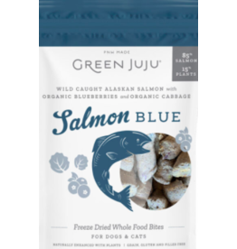 Green Juju Green Juju Freeze Dried Treats | Salmon Blue 3 oz