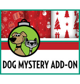 Mystery Howliday Dinner Item for Dogs