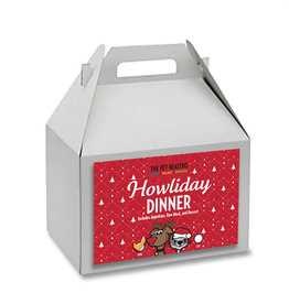 Howliday Dinner for Dogs (*Frozen Products for Local Delivery or In-Store Pickup Only. *)